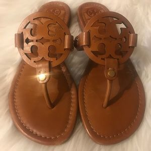 Tory Burch Miller Sandals Size 7.5!!!
